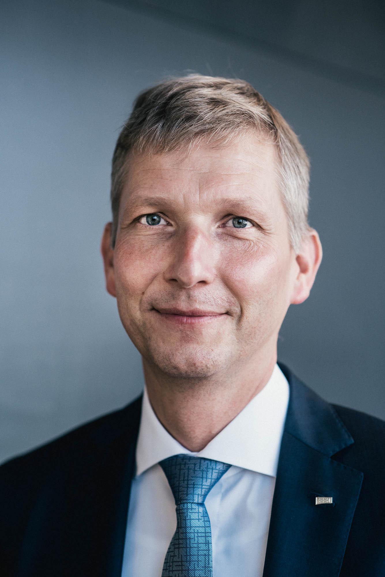 Moritz Küstner Portrait