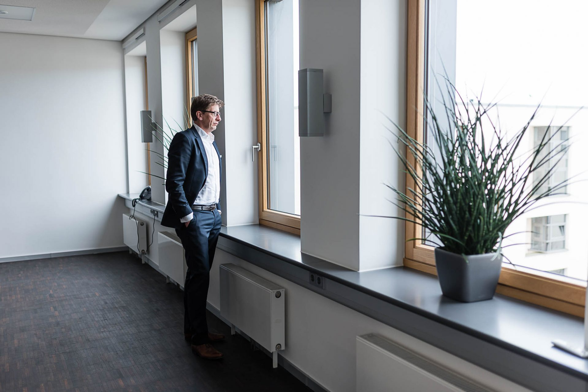 12.02.2016 Hannover: meravis Geschäftsführer Matthias Herter