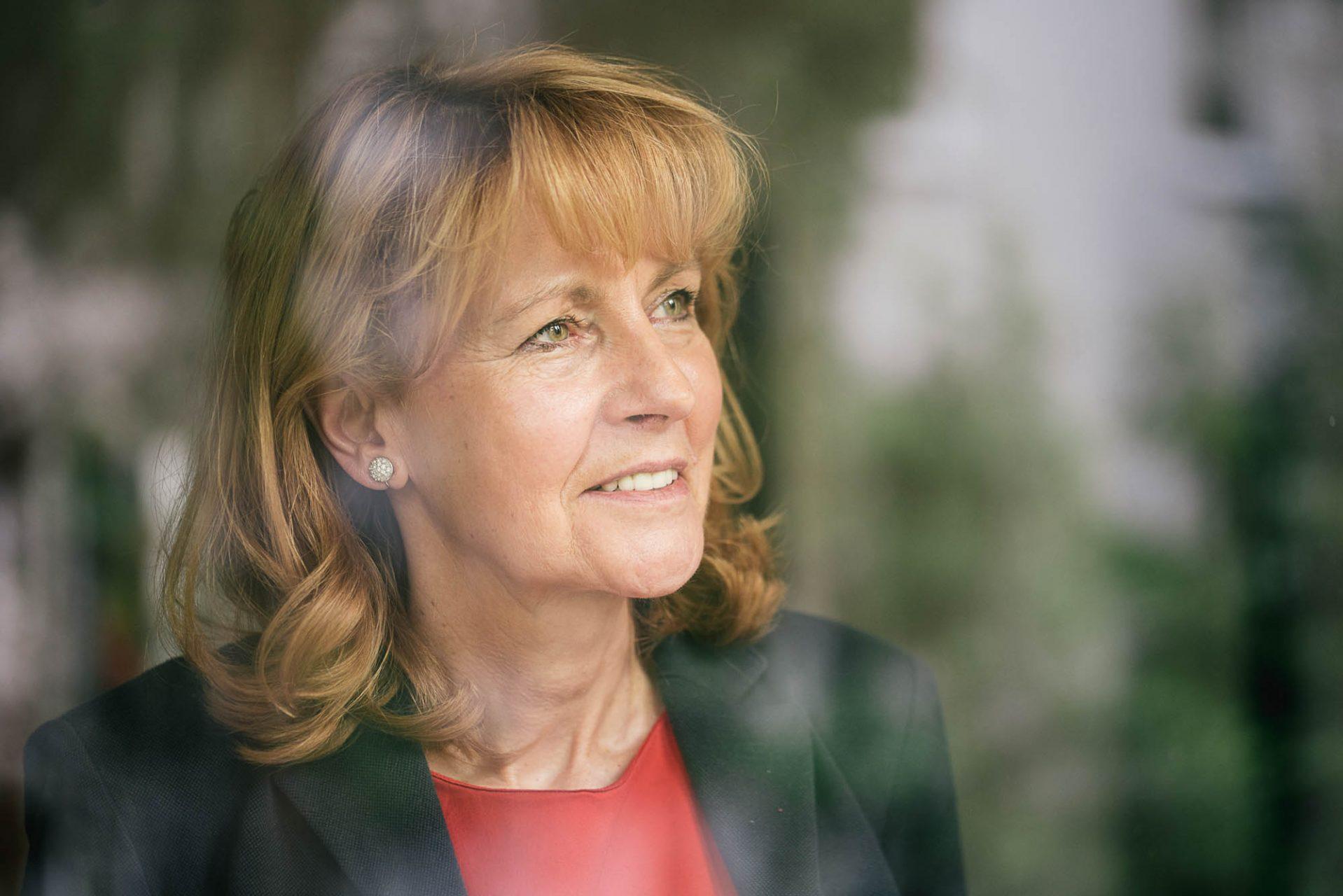 15.06.2017 Hannover: Edelgard Bulmahn bei sich zu Hause Foto: Moritz Küstner