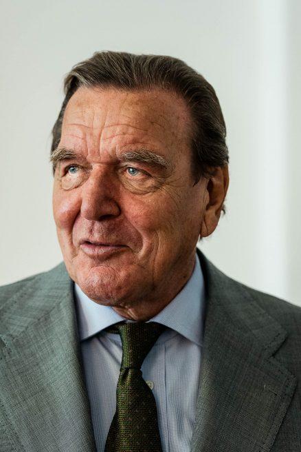 Gerhard Schröder – Stern